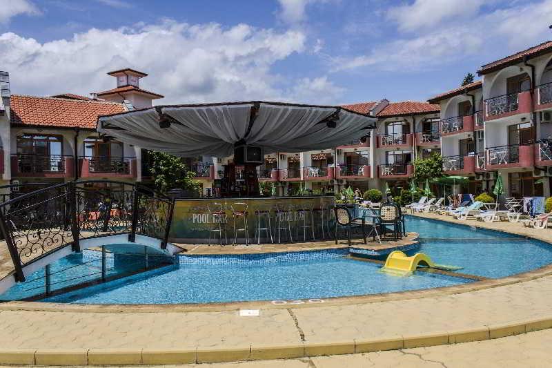 Complex Sunrise Family Resort