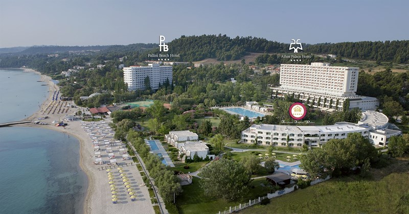 Hotel Theophano Imperial Palace