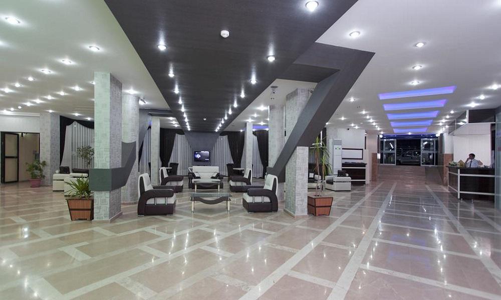 Alanya, Hotel Monte Carlo receptie si lobby.jpg
