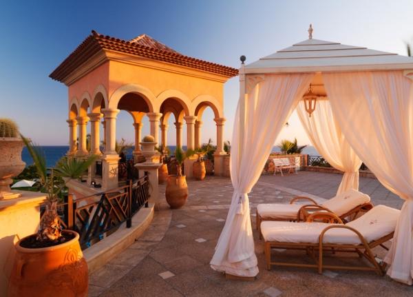 Tenerife, Iberostar Grand Hotel El Mirador, baldachin.jpg