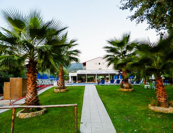 Platamonas, Hotel Sun Beach, exterior.jpg