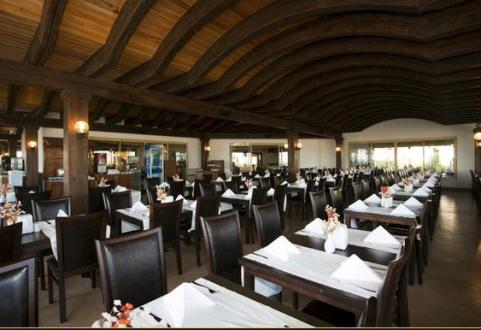 Hotel Aydinbey Famous Resort restaurant.JPG