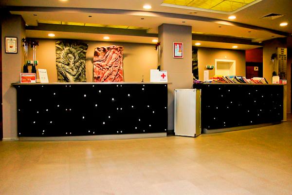 Nisipurile de Aur, Hotel Gladiola Star, receptie.jpg