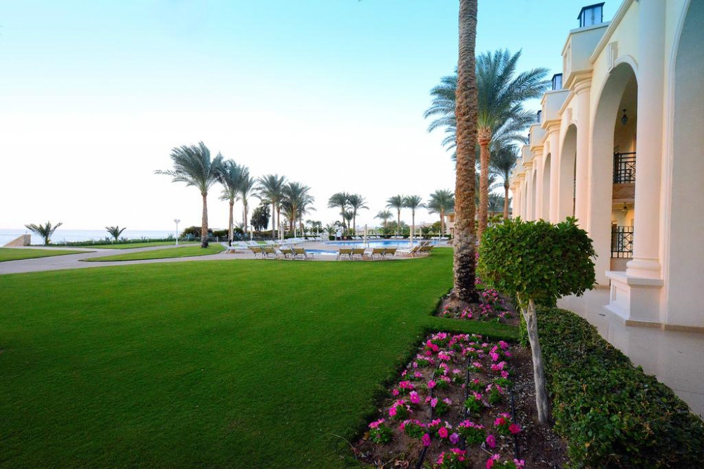 Sharm el Sheikh, Hotel Stella di Mare Beach, gradina.jpg