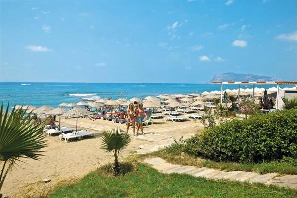 Alanya, Hotel Antique Roman, plaja, mare.jpg