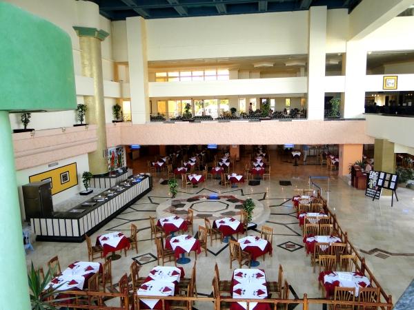 Sharm El Sheikh, Hotel Sharm Holiday, restaurant.jpg
