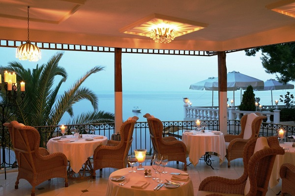 Halkidiki, Hotel Danai Resort, exterior, restaurant.jpg