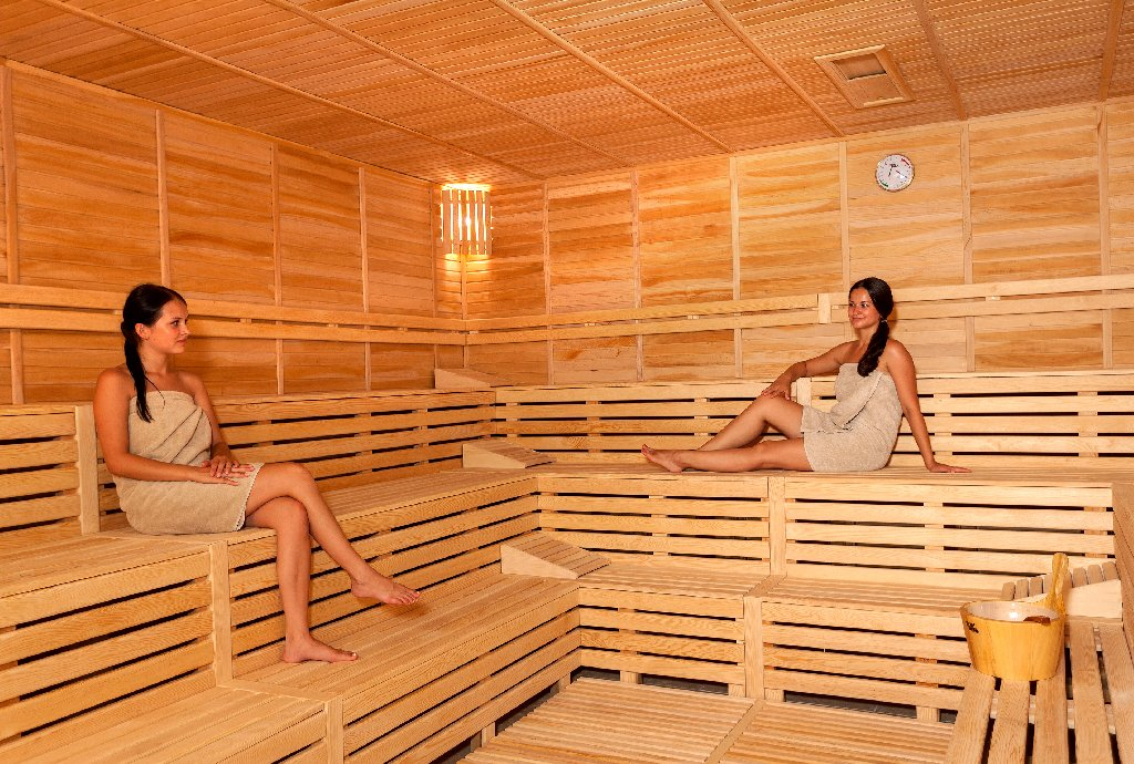 Hotel Royal Alhambra Palace sauna