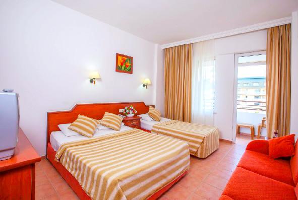 Alanya, Hotel Eftalia Resort, camera, standard, tv.jpg