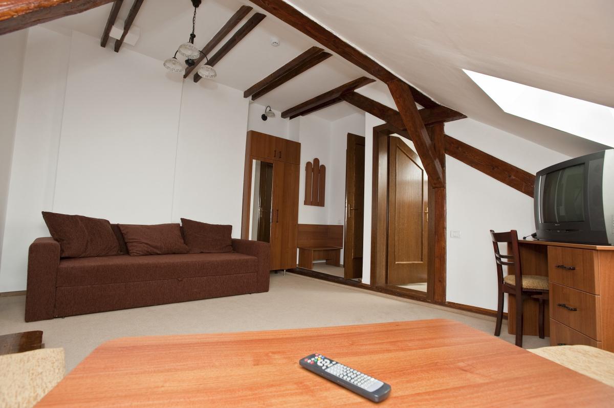 Apartament ( dormitor + living )