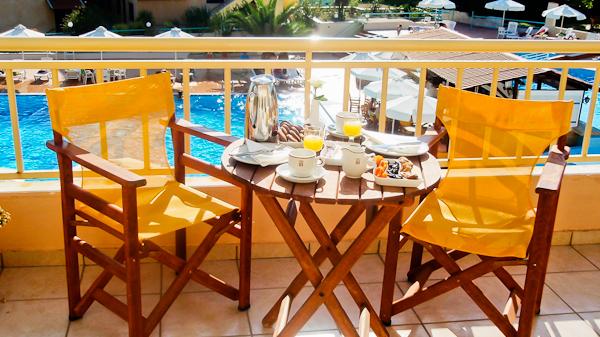 Halkidiki, Hotel Theoxenia, camera dubla, balcon.jpg
