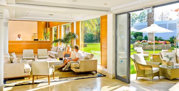 Corfu, Hotel Louis Kerkyra Golf, golf lobby.jpg