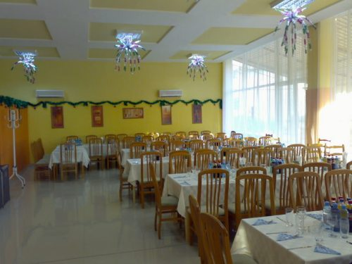 Hotel  Ahilea restaurant.JPG
