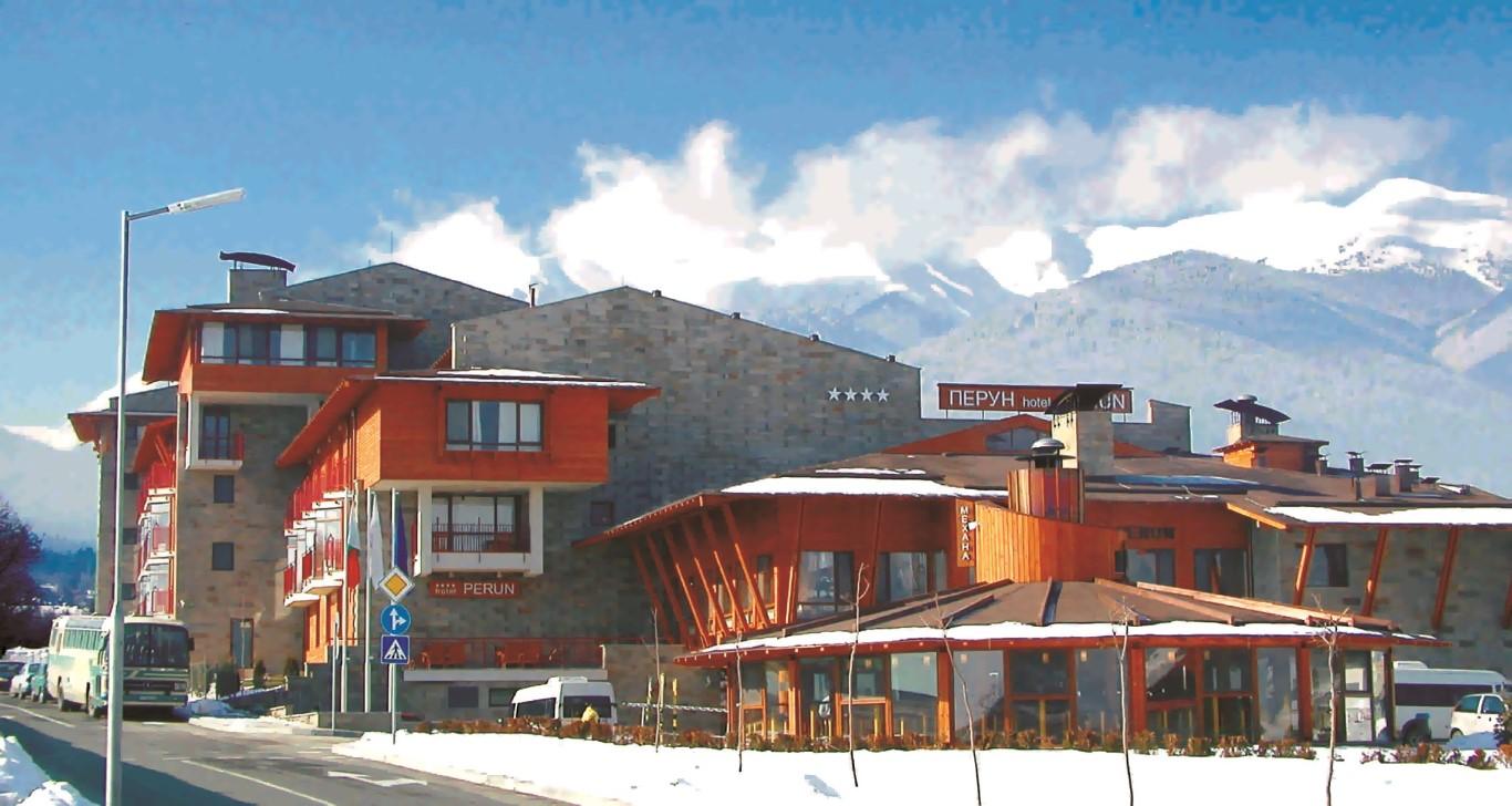 Hotel Perun &  Platinum Casino