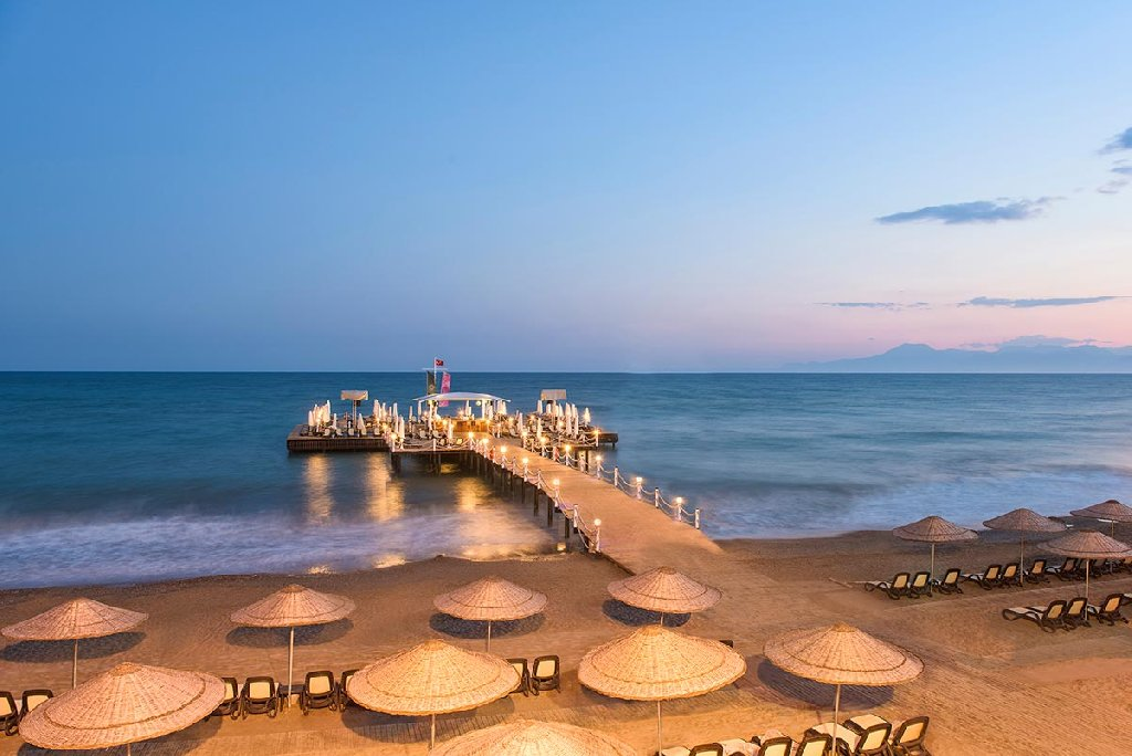 Ela Quality Resort plaja