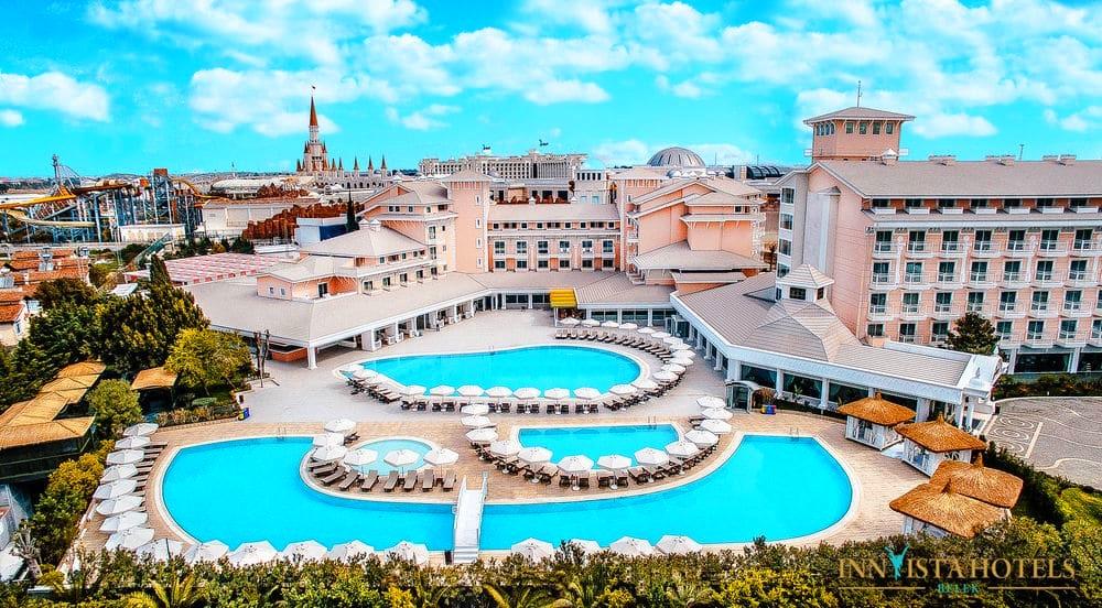 Belek, Hotel Innvista, imagine de ansamblu.jpg