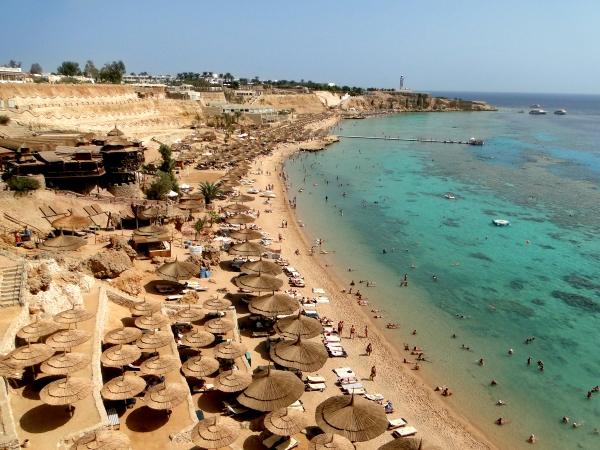 Sharm El Sheikh, Hotel Sharm Holiday, plaja, mare.jpg