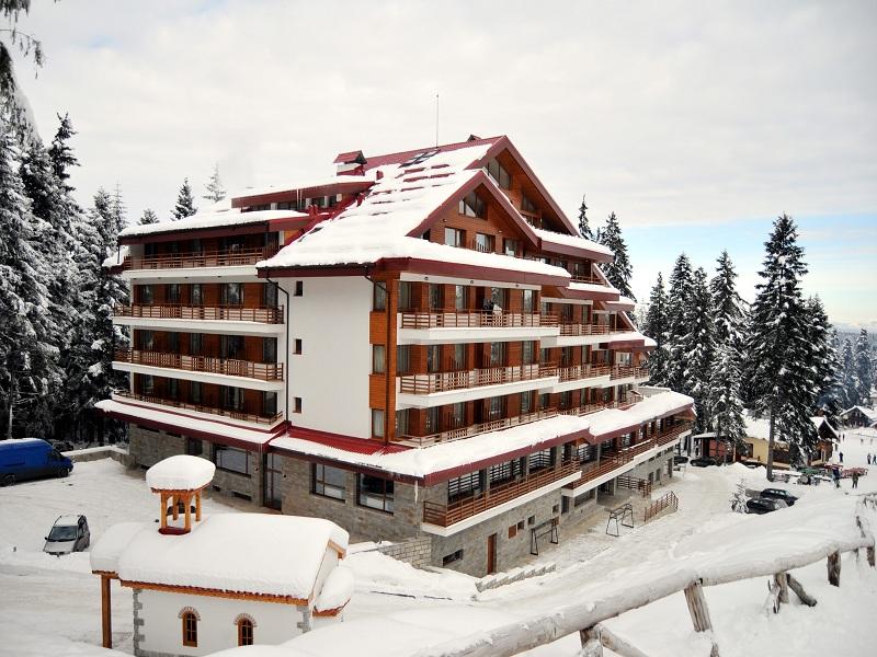 Hotel Yanakiev Club