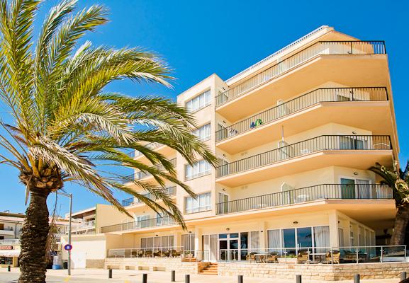 Mallorca, Hotel Las Arenas.jpg