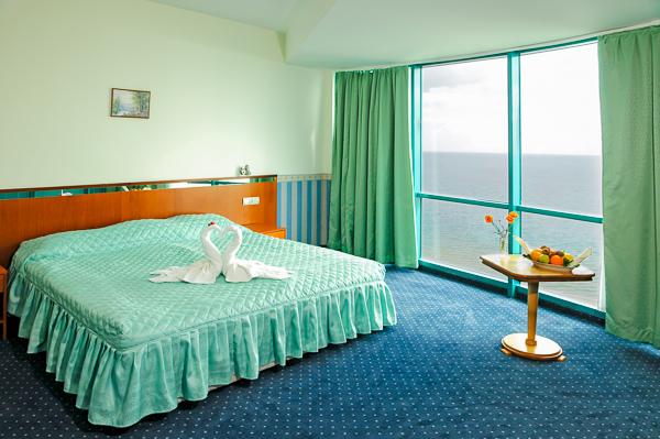 Nisipurile de Aur, Hotel Mimosa, camera dubla.jpg
