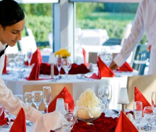 Hotel Concorde De luxe Resort restaurant.JPG