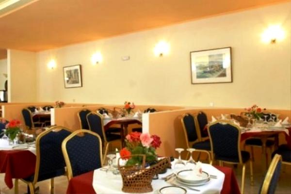 Corfu, Hotel Alexandros, interior, restaurant.jpg