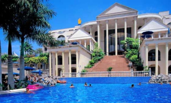 Tenerife, Bahia Princess, exterior, piscina.jpg