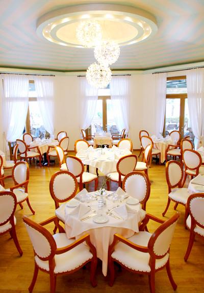 Rodos, Hotel Rodos Maris, interior, restaurant.jpg