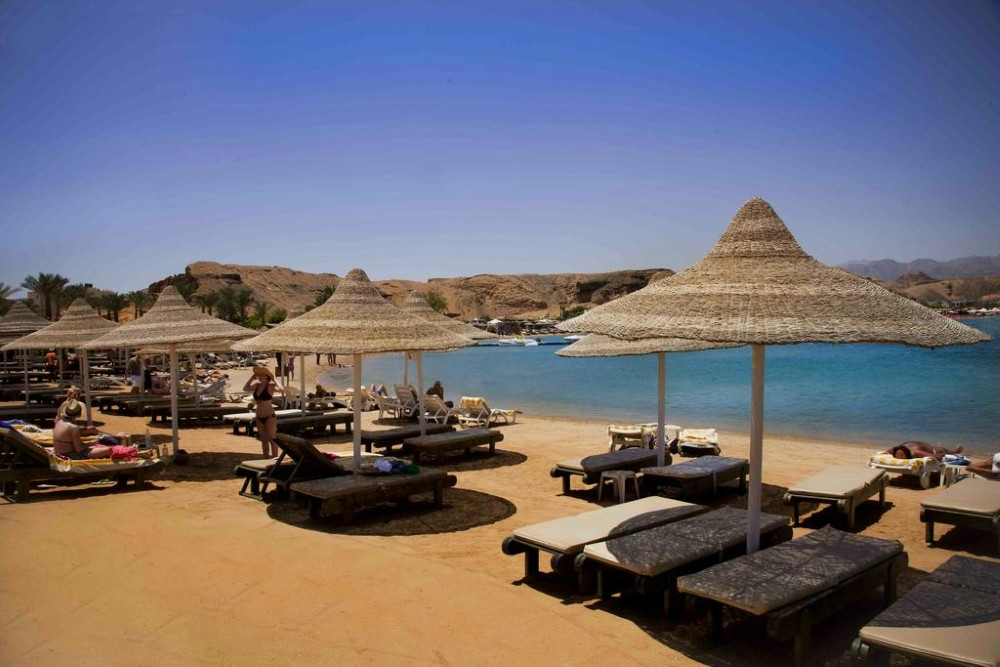 Sharm el Sheikh, Hotel Xperience Kiroseiz, plaja, mare.jpg