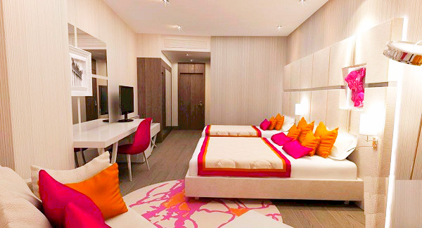 Alanya, Hotel Delphin Botanik Premium, camera, standard.jpg