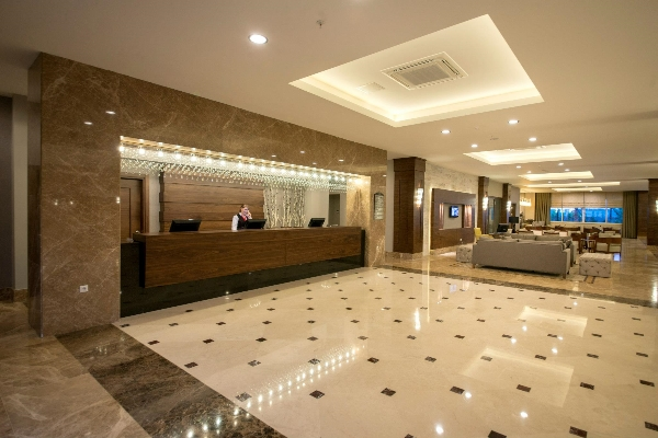 Lara, Hotel Ramada Resort Lara, receptie.jpg