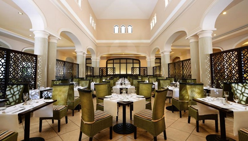 JAZ AQUAMARINE restaurant