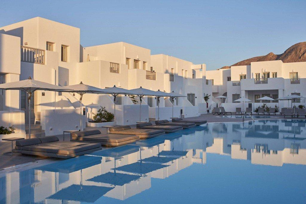 Hotel Aqua Blue Beach