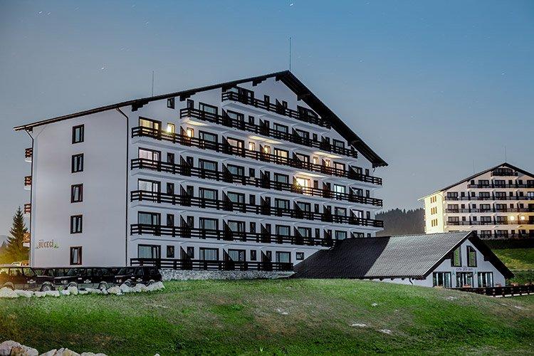 Hotel Bucegi - Cheile Gradistei
