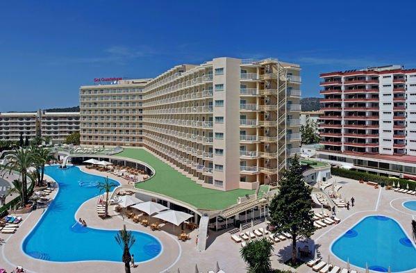 Hotel Sol Guadalupe