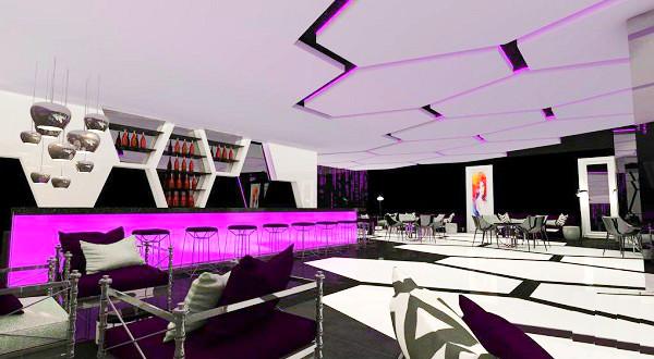 Alanya, Hotel Delphin Botanik Premium, interior, bar.jpg