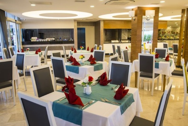 Side, Hotel Palm World Resort, restaurant.JPG