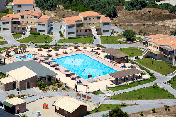 Kos, Hotel Eurovillage Achilleas, panorama.jpg
