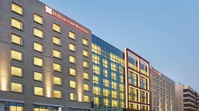 Hotel Hilton Garden Inn Dubai Mall Of The Emirates
