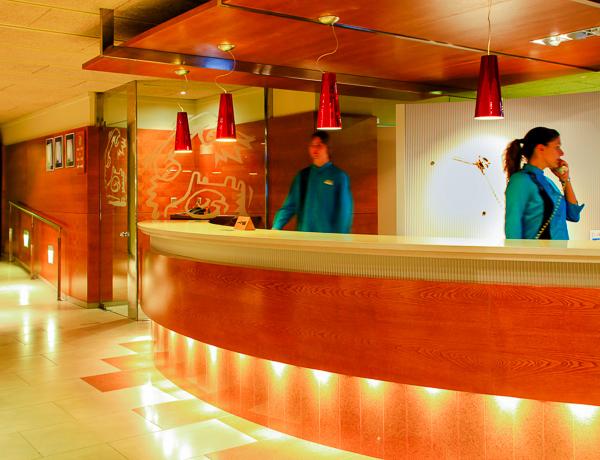 Costa Brava, Aqua Hotel Montagut, receptie.jpg