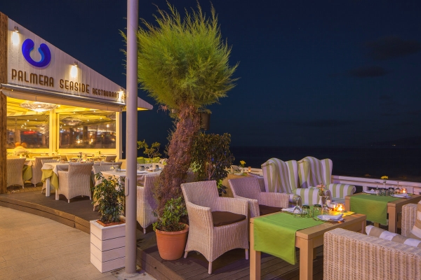 Creta, Palmera Hotel, restaurant, terasa.jpg