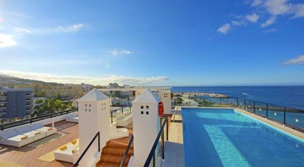 Tenerife, Iberostar Troviscas Playa, piscina, peisaj.jpg