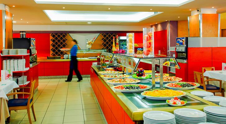Costa Brava, Aqua Hotel Promenade, restaurant.jpg
