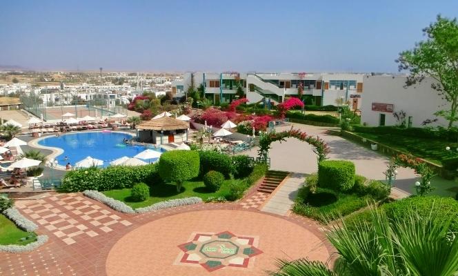 Sharm El Sheikh, Hotel Sharm Holiday, panorama.jpg