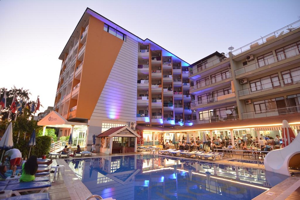Alanya, Hotel Arsi, exterior panorama.jpg