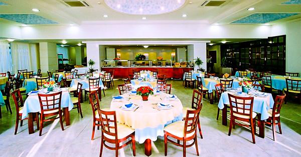 Rhodos, Hotel Sirene Beach, interior, restaurant.jpg
