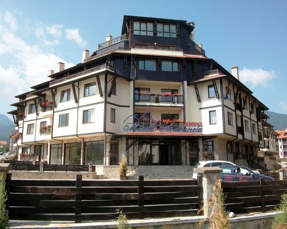 Hotel Maria-Antoaneta Residence