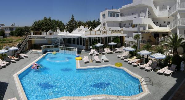 Rodos, Hotel Grecian Fantasia Resort, exterior.jpg