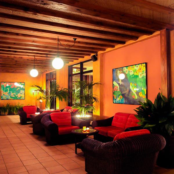 Costa Brava, Hotel Hotenco Luna Park, salon.jpg