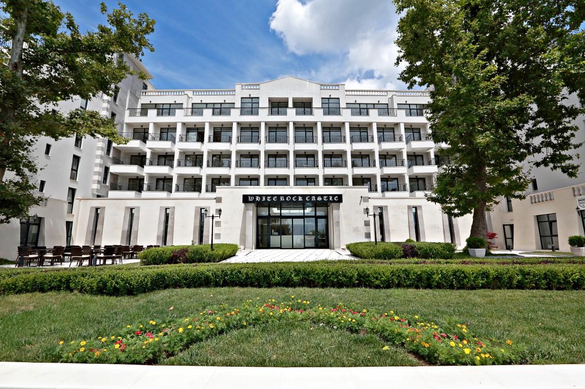 Hotel White Rock Castle